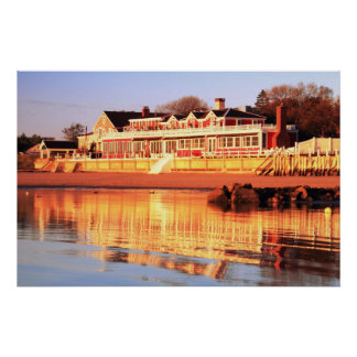 Red Inn Provincetown Cape Cod Poster