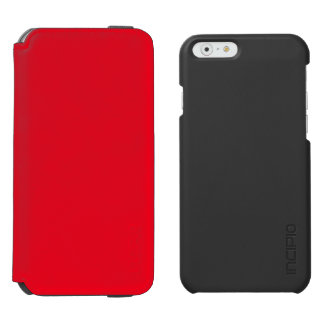 Red Incipio Watson™ iPhone 6 Wallet Case