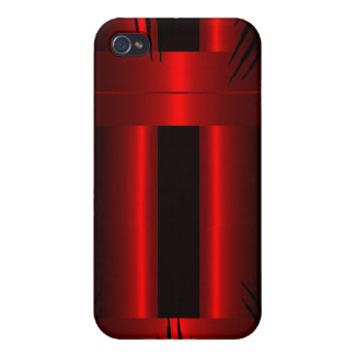 Red  iPhone 4/4S case