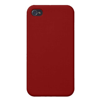 Red iPhone 4/4S Covers
