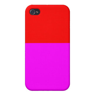 Red iPhone 4/4S Cover
