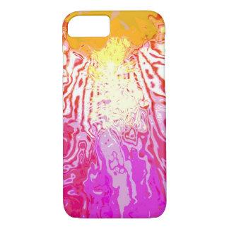 Red Iris iPhone7 Case