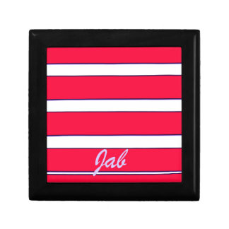 Red Jab Creations Image Small Square Gift Box
