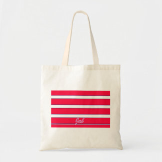 Red Jab Creations Image Tote Bag