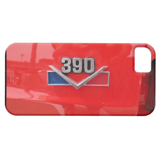 "RED JAVELIN ""390"" LOGO AMERICAN MOTORS COMPANY CASE FOR THE iPhone 5"