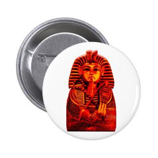 Red King Tut Pins