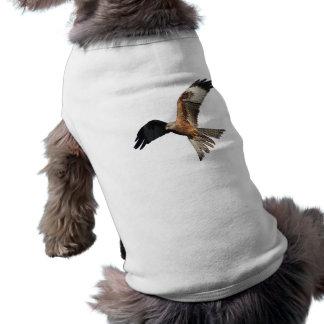 Red Kite - Milvus milvus Sleeveless Dog Shirt