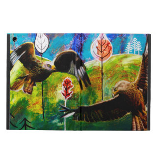 Red Kites of Wales iPad Case