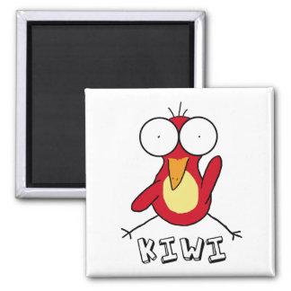 Red Kiwi Magnet