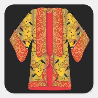 Red Komono Sticker