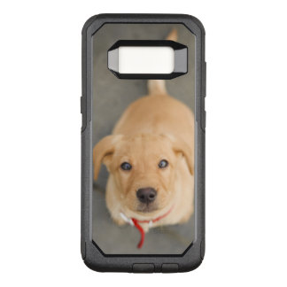 Red Labrador Puppy OtterBox Commuter Samsung Galaxy S8 Case