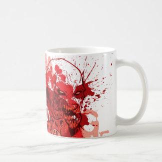 Red lantern Corps Collage Basic White Mug
