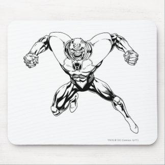 Red Lantern Corps - Rage Jump 3 Mousepads