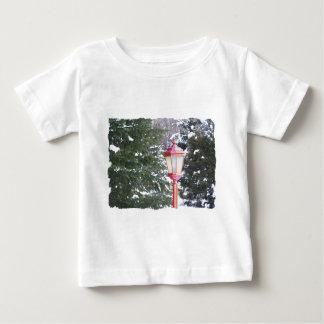 Red Lantern in winter Baby T-Shirt