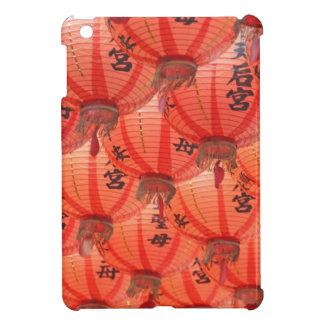 Red lanterns cover for the iPad mini