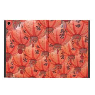 Red lanterns iPad air case