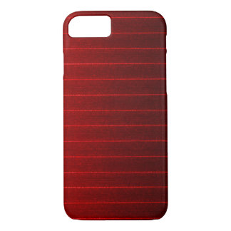 Red Laser Defense iPhone 7 Case