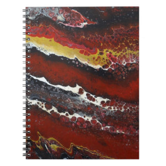Red Lava Notebooks