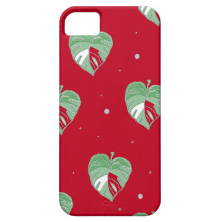 RED LEAF iPhone 5 COVERS