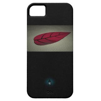Red Leaf Case iPhone 5 Case