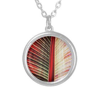 Red Leaf Custom Necklace