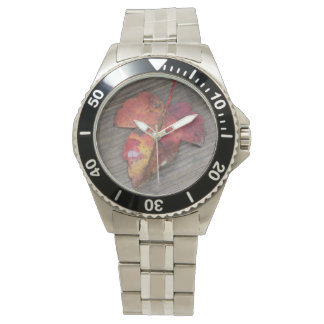 Red Leaf Watch