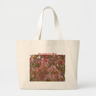 Red Leaves, My Autumn Bag