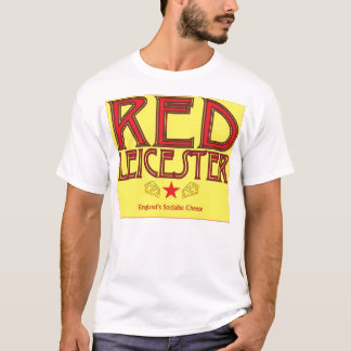 Red Leicester T-Shirt