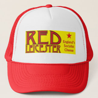 red Leicester Trucker Hat