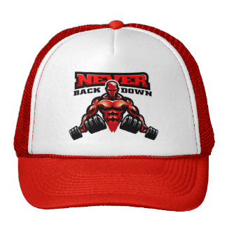 Red Liftr Trucker hat