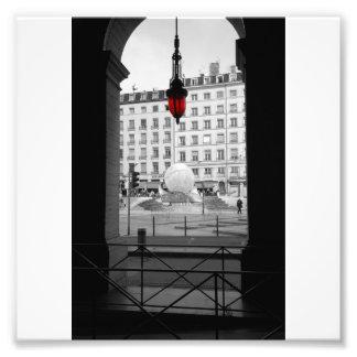 Red Light 1 Art Photo