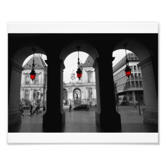 Red Light 2 Photo Print