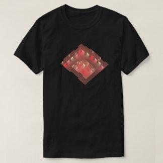 Red Light District 01 Architecture concept art T-Shirt