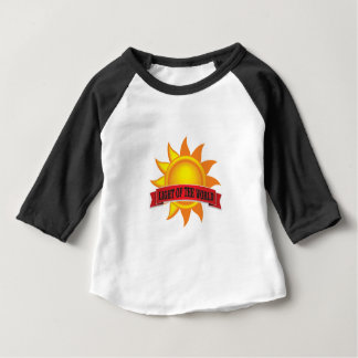 red light of the world baby T-Shirt