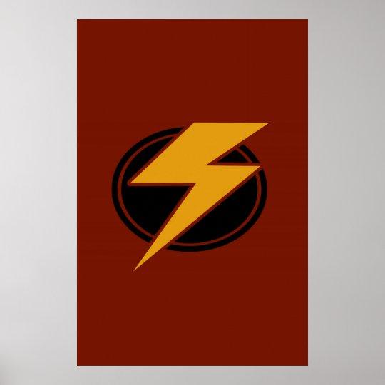 Red Lightning  - Poster