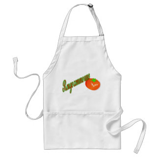 Red like a tomato standard apron