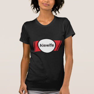 RED LINE: Alewife T-Shirt