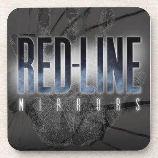 Red-Line: Mirrors Coasters