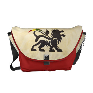 Red  Lion Messenger Bag