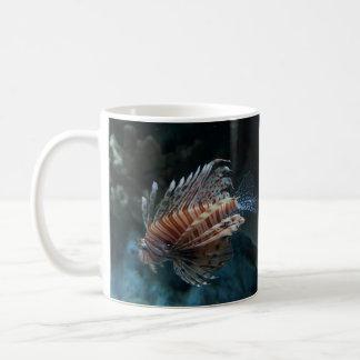 Red Lionfish Mug