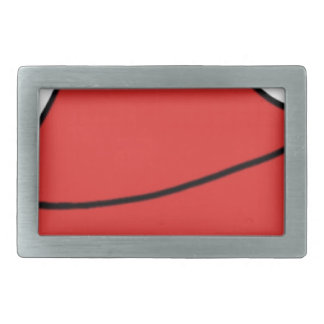 Red Lips Belt Buckles