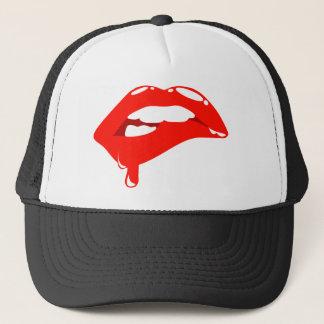 Red Lips Cap