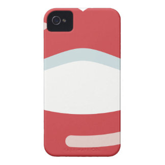 Red Lips iPhone 4 Cover