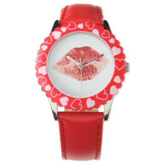 Red Lips watch