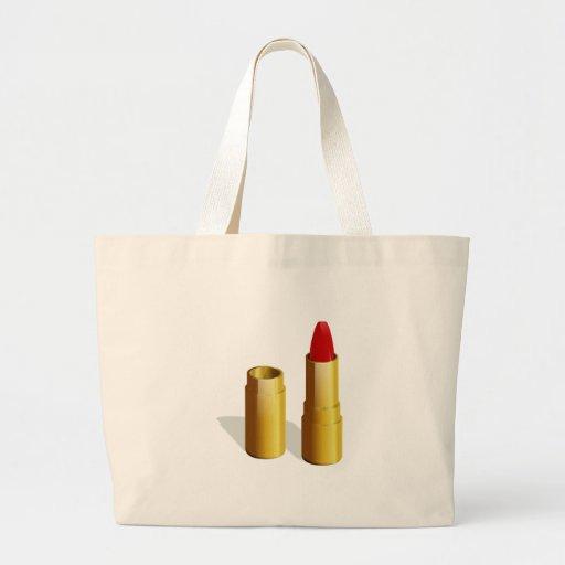 Red Lipstick Bag