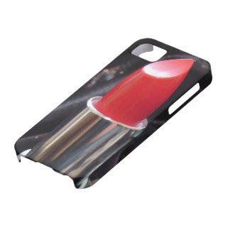 Red Lipstick Barely There iPhone 5 Case