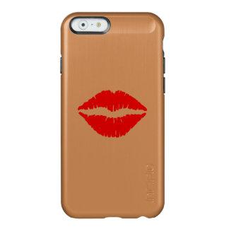 Red Lipstick Incipio Feather® Shine iPhone 6 Case