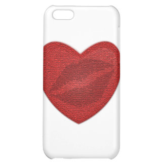 Red Lipstick iPhone 5C Covers