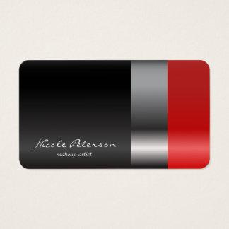 Red lipstick - makeup artist