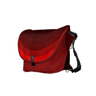 Red Lipstick Messenger Bag